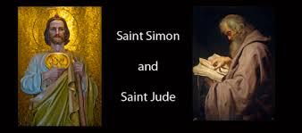 Feast of Saints Simon ad Jude