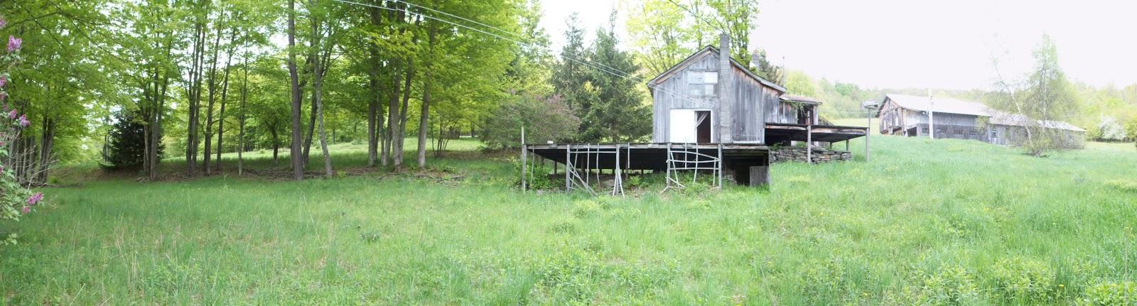 A Cabin In The Catskills