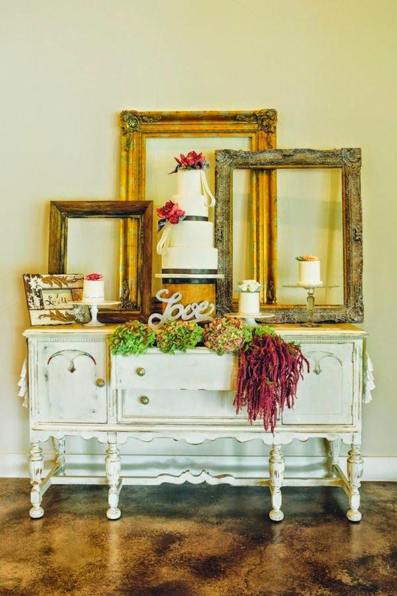 Antic chic decoraci n vintage y eco chic get the look - Buffet para comedor ...