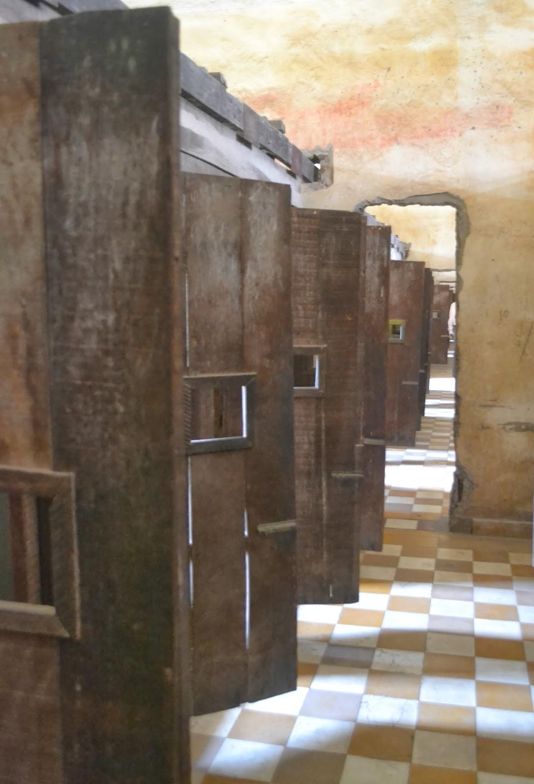S21 prison phnom penh cambodia