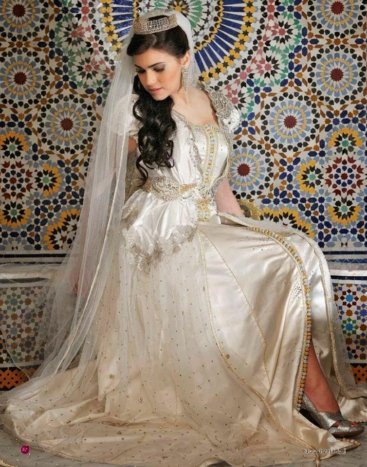 caftan de mariage 2015
