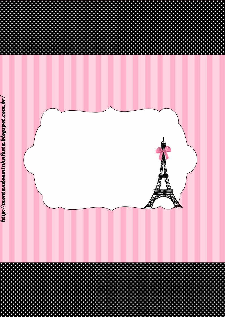 Paris Free Printable Candy Bar Labels Oh My Fiesta In