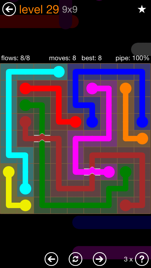 Flow Free With Challenge Mode