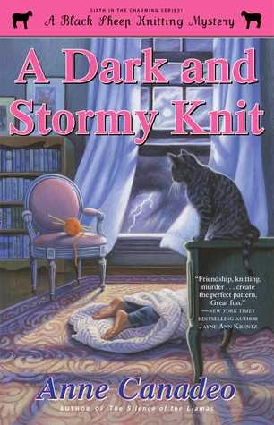 A Dark and Stormy Knit by Anne Canadeo