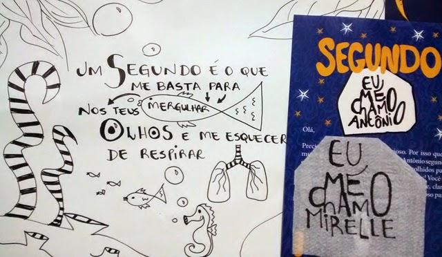 #SegundoOsLeitores Eu me chamo Antônio Pedro Gabriel