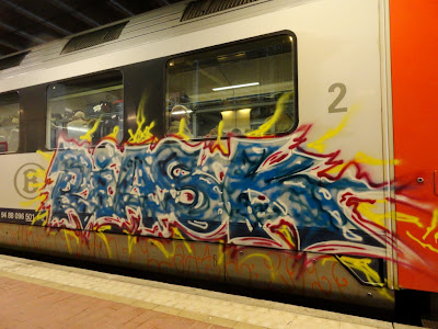 Riask graffiti