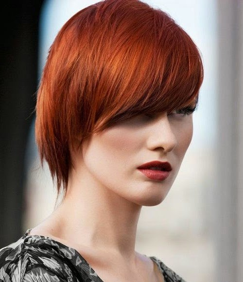 fall hair color ideas for short hair