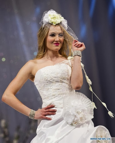 Bridal Show 2013-2014 | Wedding Dresses Presented at 2013-2014 Toronto's Bridal Show 2013-2014