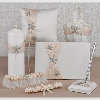 Starfish Flowergirl Basket