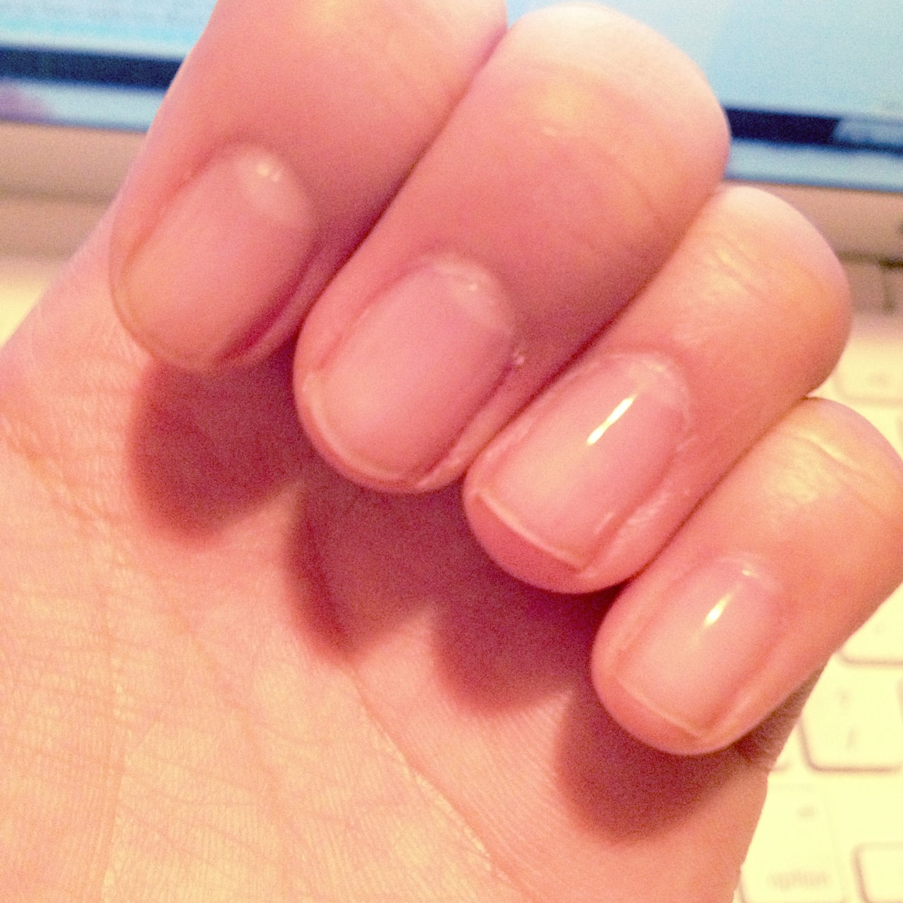 Shannily Nail Care Mini Review Orly Defense Protein Enriched Strengthener