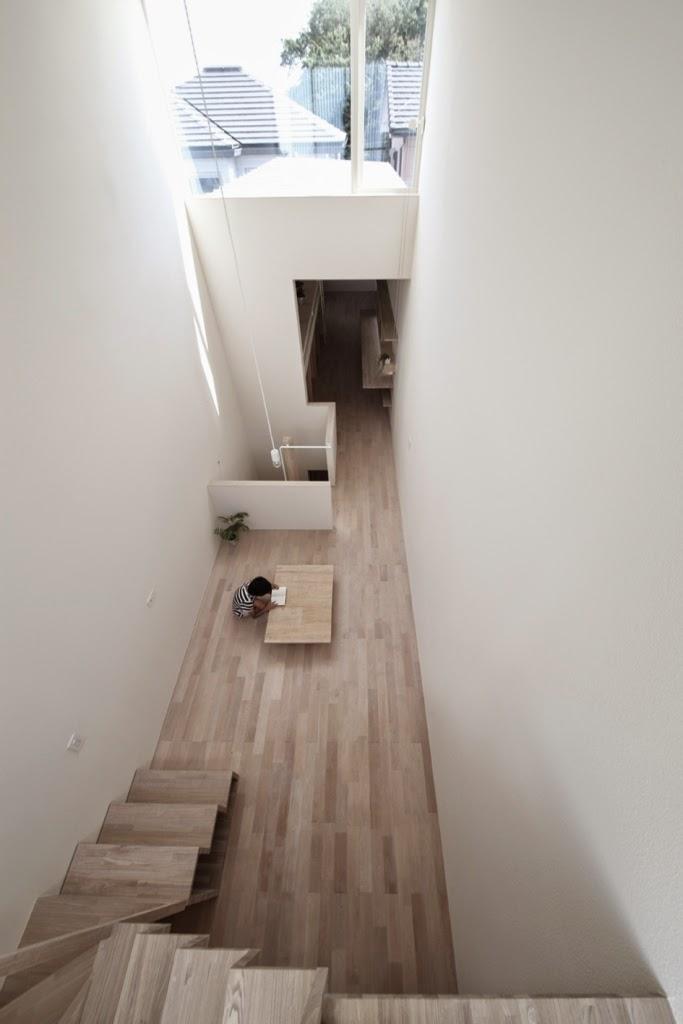 Rumah Minimalis di Lahan 3x21 Meter 3