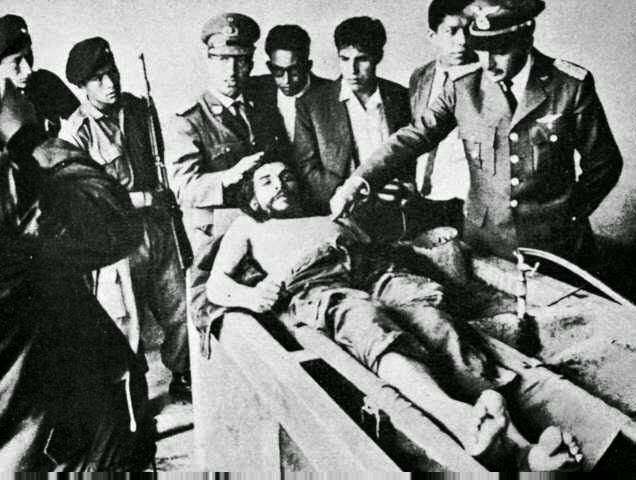 Ultimate Collection Of Rare Historical Photos. A Big Piece Of History (200 Pictures) - The Body of Che Guevara