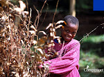 A child from Uganda