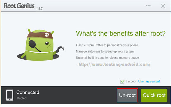Root Android Root With 5.4.2 Kitkat Genius