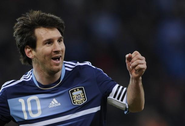 Foto Messi Barcelona