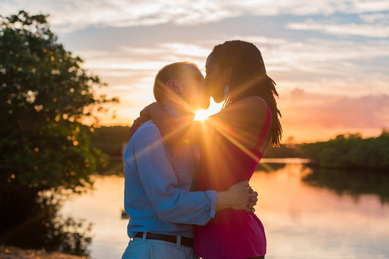 south florida engagement photography