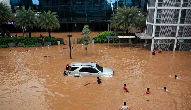 Cerkak Banjir