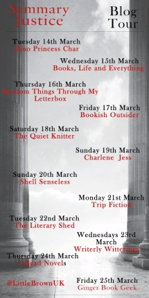 Summary Justice Blog Tour