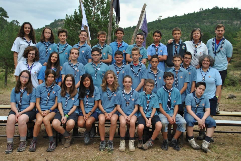 TROPA ALMENARA 2012/13