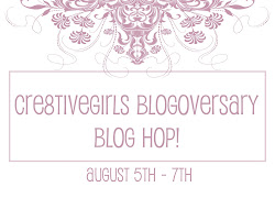 My Blogoversary is coming!