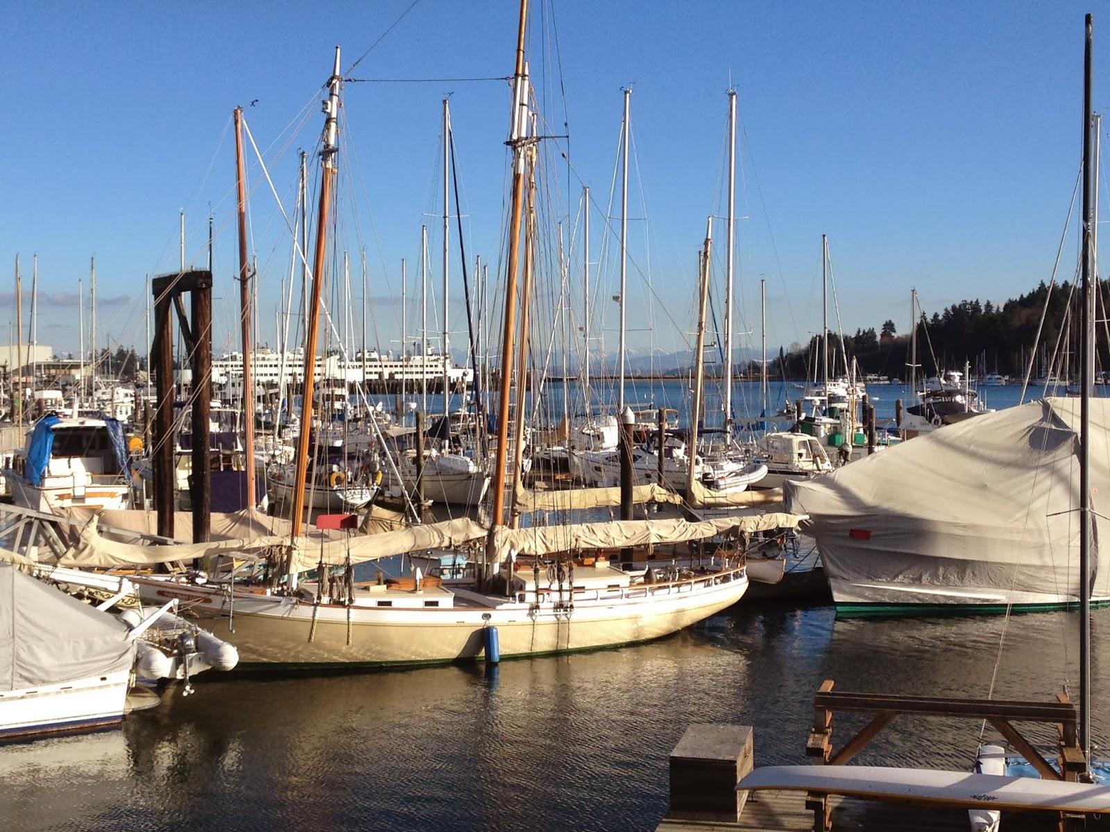 Bainbridge Island Boat Tours