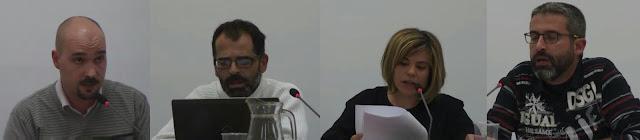 Concejales del Grupo Municipal Vecinos por Algete