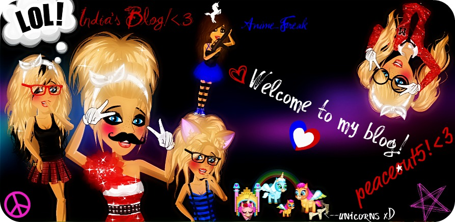 peaceout5's MovieStarPlanet