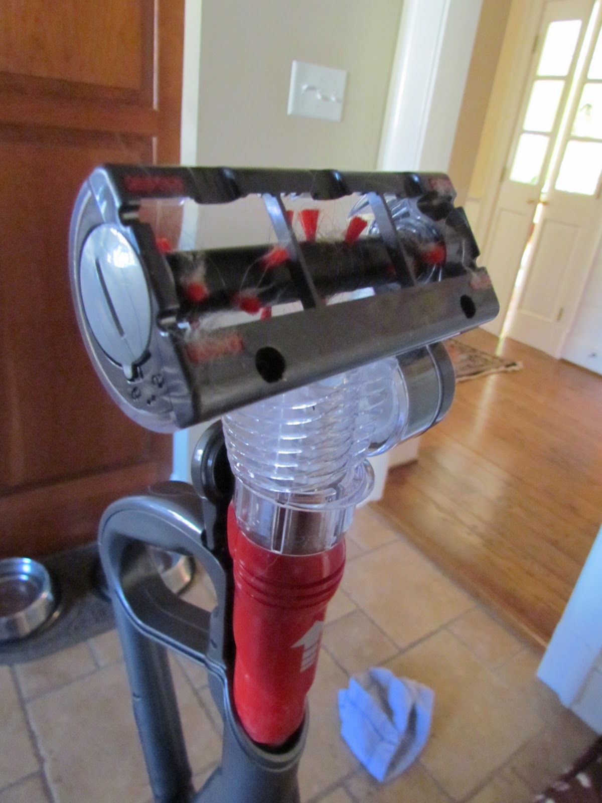 How Well Does Your Vacuum Work Dyson Pet Brand Close To