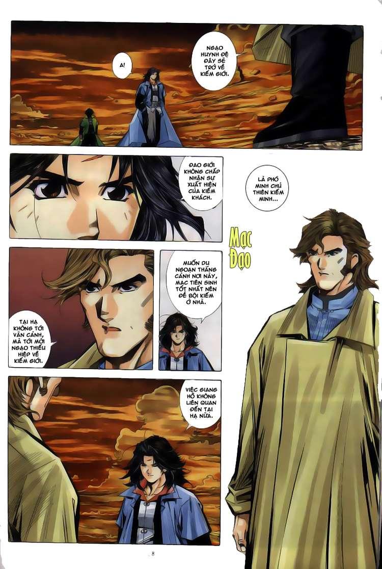 Kiếm Hồn - Sword Soul chap 63 - Trang 30