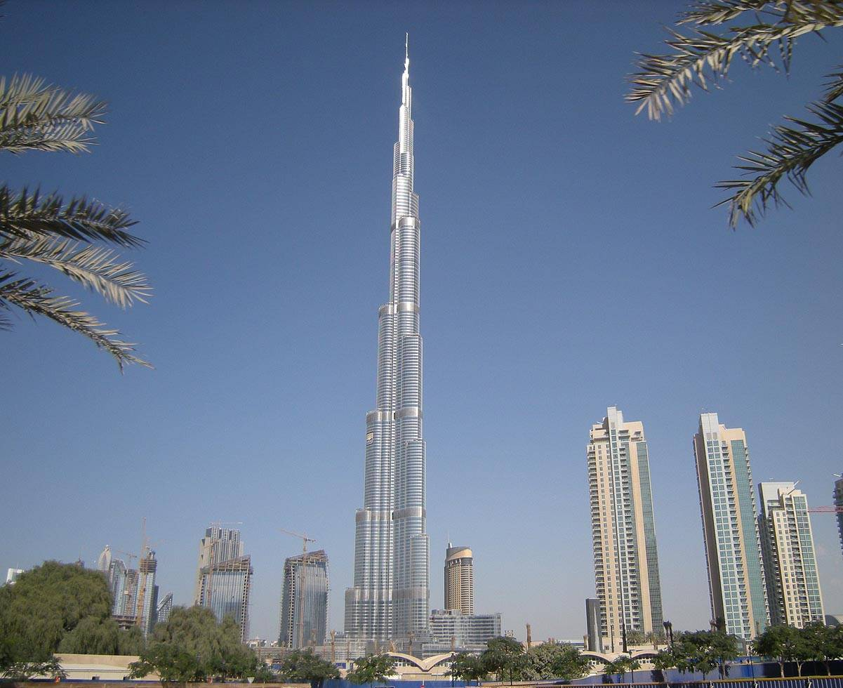 Tallest building in dubai online news icon Dubai buildings