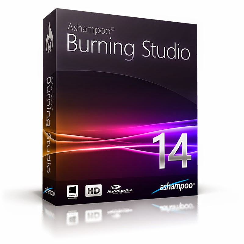 Download Ashampoo Burning Studio 14 Full Crack Version Terbaru