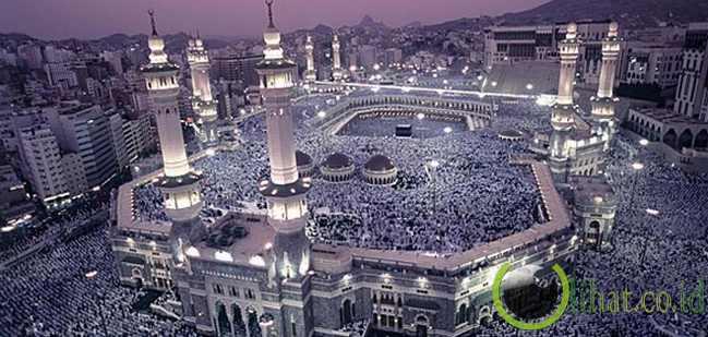 Masjidil Haram - Arab Saudi