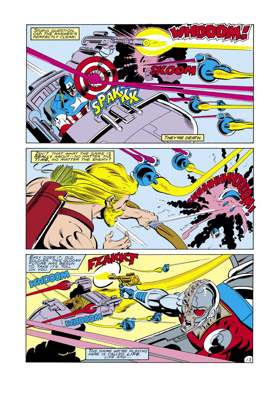 Captain America (1968) Issue #288 #204 - English 14
