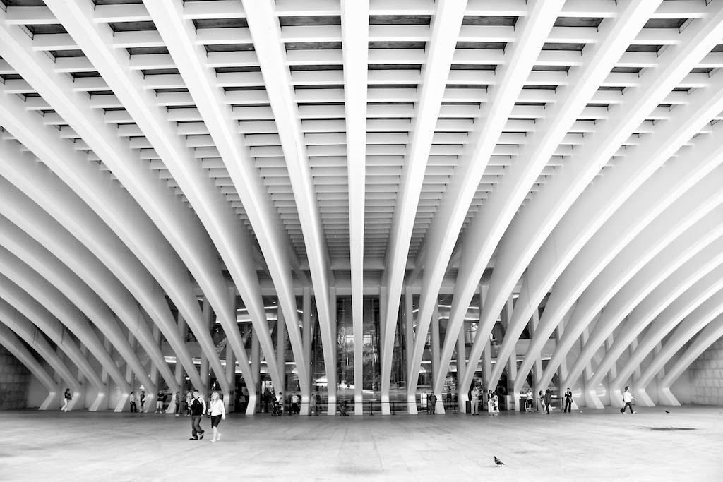 How to show a sense of scale in architecture photography