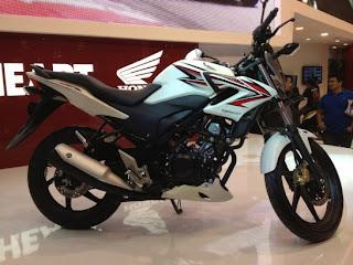Harga dan Spesifikasi Honda CB150R StreetFire