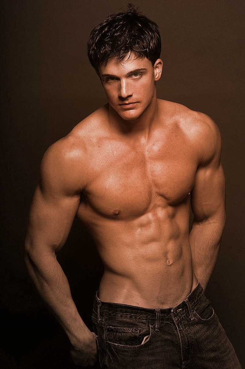 hottest male nude models
