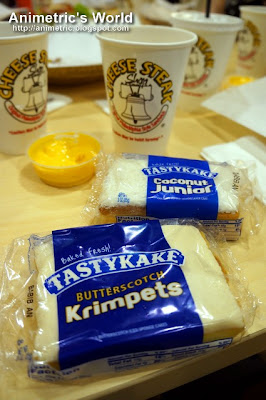 Tastykake from Philadelphia
