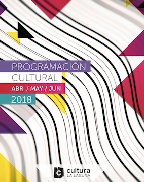 AGENDA CULTURAL ABR-MAY-JUN 2018