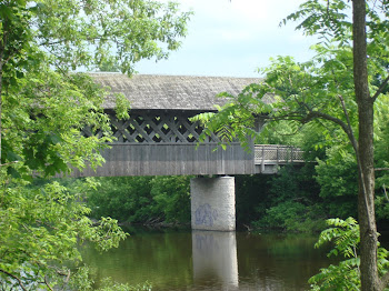 Guelph, covered bridge
