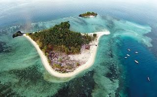 pulau samber gelap - kalsel