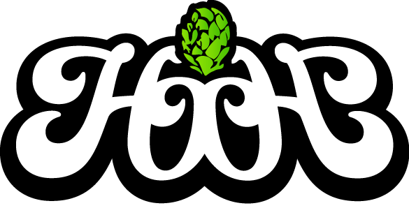 A mark of the mighty organic hop.