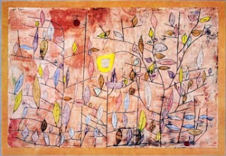 Paul Klee painting - Composition