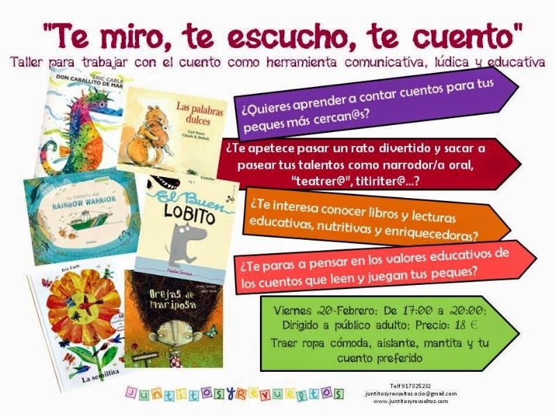 Juntitos y revueltos febrero 2015 - Talleres manualidades para adultos ...