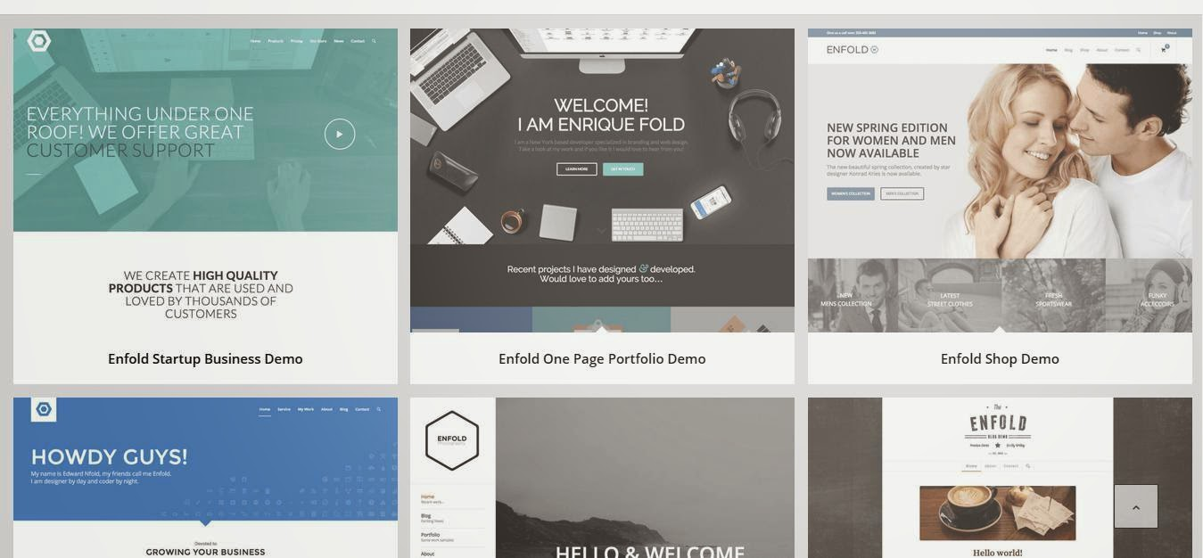 EWnfold The Best Multipurpose WordPress Theme