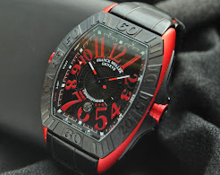 Franck Muller GP9900 Red Ergal