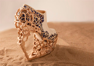 3D Printing Brings New Business Opportunities - Beautiful 3D Printed high heels
