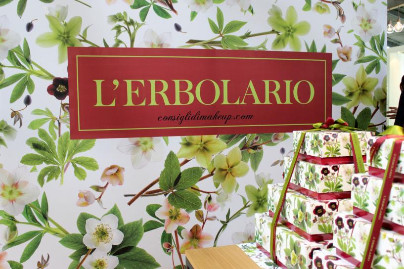 Linee Accordo Arancio, Camelia & Verbaluce L'Erbolario @ Sana 2014