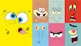 Bob esponja - Personajes