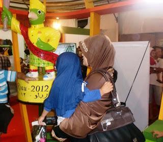 Jalan-jalan ke Riau Expo 2012