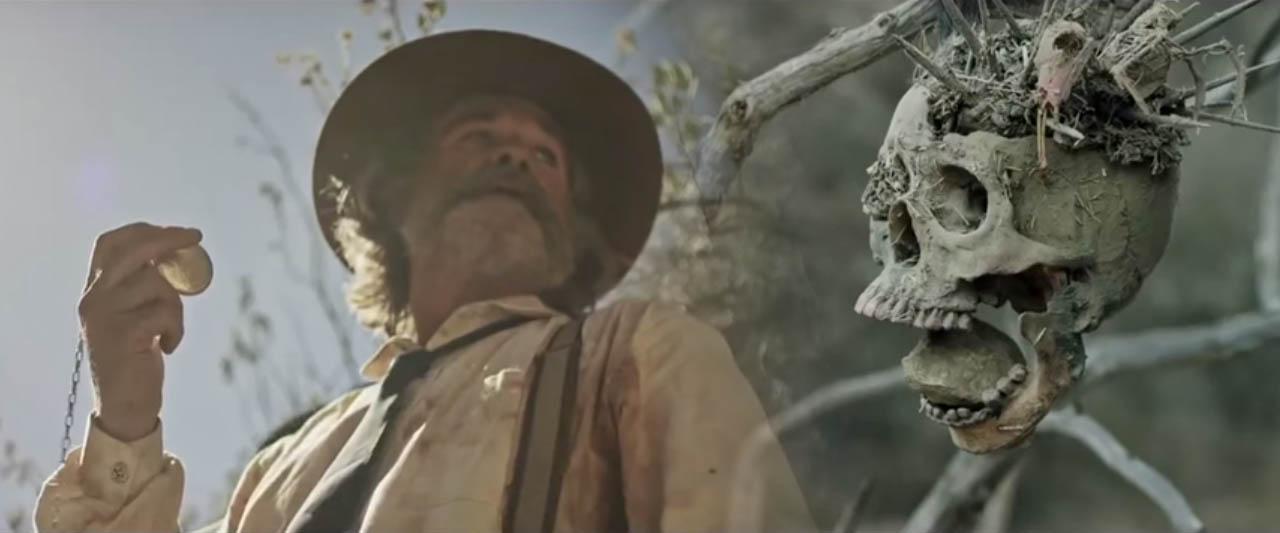 Bone Tomahawk 2015 movie trailer impressions american western horror film trailer review CMAQUEST
